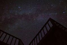 Balcón de estrellas. Volcán de ipala.