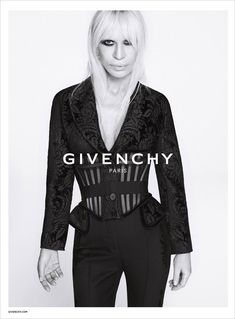 Givenchy Fall Winter 2015 by Mert & Marcus