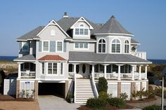 beach house rental - Outer Banks NC - Blue Lady ~ Pine Island ~ Corolla NC Oceanfront Rental - sleeps 24