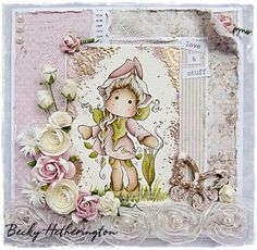 Cards By Becky: Sketch #57 at CLP Challenges