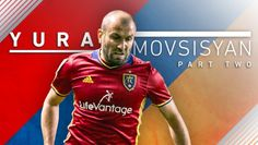 From refugee to MLS Yura Movsisyan finds a home in Salt Lake   Part 2