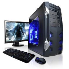 Cyberpower Black Pearl Gamer PC Review