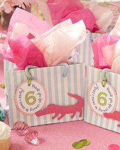 Later Gator Personalized Party Favor Bags