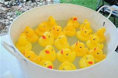 Do it yourself carnival games duck pond 41 Ideas Rubber Ducky Party, Rubber Ducky Birthday, Rubber Ducky Baby Shower, Baby Shower Duck, Baby Shower Games, Baby Shower Parties, Carnival Birthday Parties, Circus Party, Circus Birthday