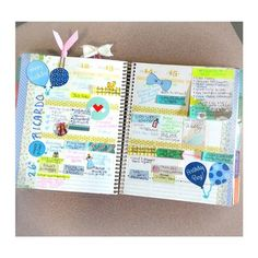 Love this weekly spread by @missbelindaxox #eclifeplanner #fabfans #ecbloggers