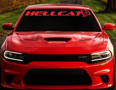 1 decal Approximate size is ZTR GRAPHICZ decals and graphic kits are carefully designed for optimal fit and styling. We use only the best quality materials from the best suppliers in the industry. Dodge Charger Hellcat, Dodge Challenger Srt, Dodge Hemi, Sexy Cars, Hot Cars, Big Ford Trucks, Custom Sport Bikes, Chrysler Jeep, Car Brands