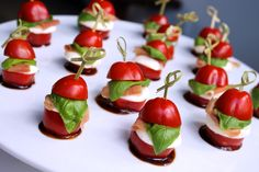 Cute, tasty and deliciously festive, these gluten-free Christmas canapes will be a hit at any gathering! Green Punch Recipes, Punch Recipes For Kids, Party Punch Recipes, Christmas Nibbles, Christmas Canapes, Christmas Cooking, Vegetarian Canapes, Canapes Recipes, Xmas Food