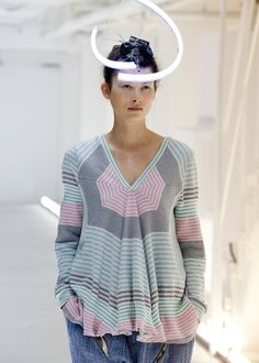MintDesign's Impressive LED Headpieces - Fashioning Technology