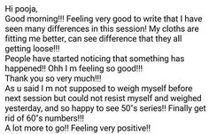 Mondays at www.balancenutrition.in are very busy and none of us have the time to even look up from our screens.. but what makes it pleasant are these emails :)
