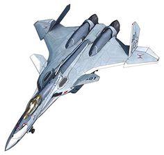 Amazon | マクロスモデラーズ 技MIX 技MCR13 VF-31Aジークフリード 一般機 ファイターモード プラモデル | ロボット 通販