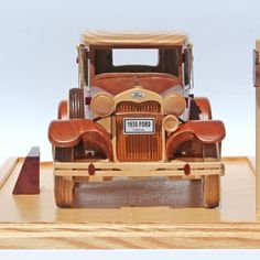 A woodworking plan for building the classic 1930 Ford Model A car plans patterns A woodworking plan for building the classic 1930 Ford Model A car Coloring For Kids Free, Wooden Toy Cars, Wood Toys Plans, Handmade Wooden Toys, Wood Burning Art, Ford Models, Woodworking Toys, Toys For Boys, Wood Art