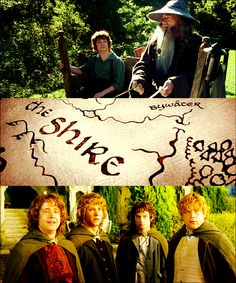The Lord of the Rings. <3