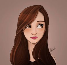 Human Drawing, Cartoon Girl Drawing, Girl Cartoon, Cartoon Art, Girly Drawings, Art Drawings Sketches, Cool Drawings, Girl Sketch, Anime Art Girl