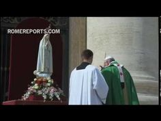 Pope Francis' prayer to Our Lady of Fatima