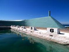 Newcastle Ocean Baths  Newcastle Australia