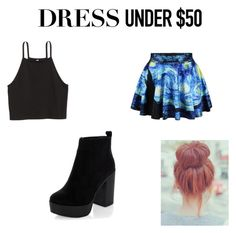 """""""Sin título #8"""" by aliss-15 on Polyvore featuring moda, New Look y Dressunder50"""