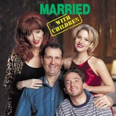 Can't forget Married With Children