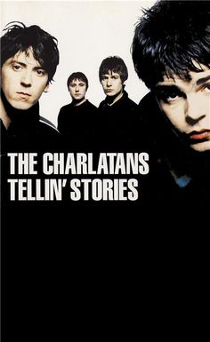 The Charlatans Telling Stories, the album of my teens ❤️ Britpop, Telling Stories, Musical, Rock And Roll, Manchester, Indie, Teen, Memories, Album