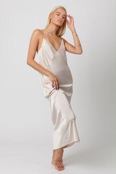 Excited to share the latest addition to my #etsy shop: Woman Chain Strap Silk Slip Personalized Dress Silk Slip, Shopping, Dresses, Women, Fashion, Vestidos, Moda, Women's, La Mode