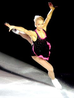 Kiira Korpi - Finland's lovely ice queen