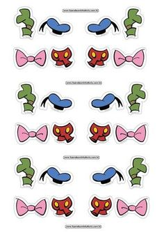 mickey-and-friends-free-printable-stickers-002.jpg (1131×1600)