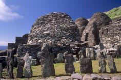 Chapel Skellig Michael Monastery, County Kerry, Ireland