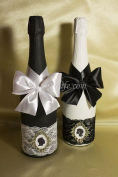 Поиск новостей по запросу декор бутылок шампанского