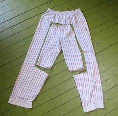 Baby pants -  look familiar @Molly ? :)