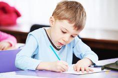 La escritura de nuestros hijos