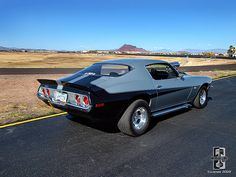 Camaro KMOTION by Swanee 3, via Flickr