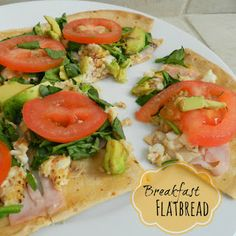 All About the Details: Make it Monday [Breakfast Flatbread]