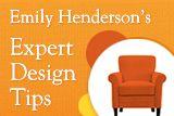 Top 10 Senior Design Tips from HGTV's Emily Henderson