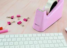 The perfect desk companion even comes in PINK!