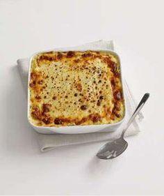 Spaghetti Squash Casserole With Ricotta and Spinach
