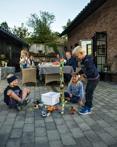 Livet er nå og det bør nytes til det fulle! Riktig sommer fra alle oss! ☀️ ———————————————————— #aaltvedt #belegningstein #støttemur #dekorstein #uterom #uterommet #hageliv #terrasse #patio #garden #jardin #diningoutside #dinneroutside #spiseute #barnsomleker #nytelivet #hagelivoguterom #vakrehjemoginterior #rom123 #bobedre #langedager #senekvelder #liveterbestute #trädgård #trädgårdsinspiration #jardin #have #haveinspiration #uteplats #marksten #sommerliv Baby Strollers, Barn, Live, Children, Instagram, Baby Prams, Young Children, Converted Barn, Boys