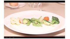 """Las verduritas de temporada es uno de los platos más característicos del Restaurante Aitzgorri de San Sebastián. Tenemos una huerta en Zarautz, que nos surte constantemente de buenos productos de temporada. El plato va cambiando a lo largo del año, siendo los meses de invierno los más apropiados para la presentación de este plato. #verduras #aitzgorri #zarautz Los invitados del programa """"A mesa puesta"""" de Teledonosti disfrutaron con este primer plato."""