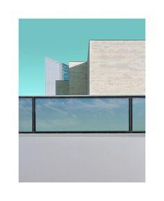 Modern Cityscapes / Simas Lin | AA13 – blog – Inspiration – Design – Architecture – Photographie – Art