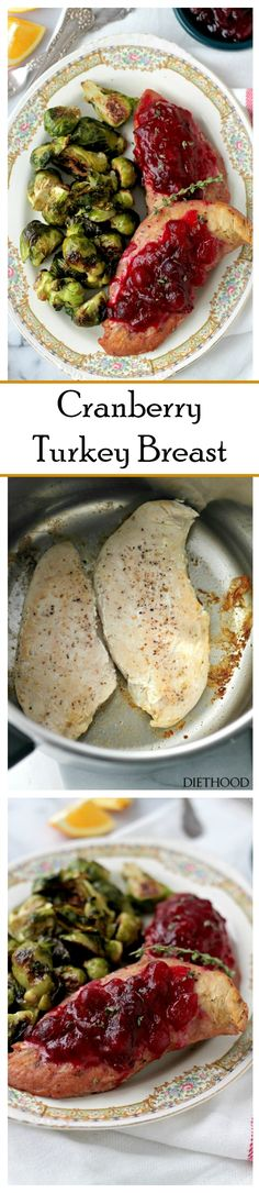 Instant Pot Turkey Breast – Tender, succulent, and flavorful turkey breast prepared in the Instant Pot in just around 30 minutes! Juicy and perfectly cooked turkey in no time. Instant Pot Turkey Breast Recipe, Best Turkey Recipe, Turkey Recipes, Chicken Recipes, Slow Cooker Recipes, Cooking Recipes, Healthy Recipes, T Fal Pressure Cooker, Thanksgiving Recipes