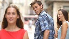 Ο σύντροφός μου ξενοκοιτάει – Τι να κάνω; Why Men Pull Away, Famous Memes, Love Spell That Work, Boyfriend Memes, Internet Memes, Meme Template, Templates, Other Woman, Flirting