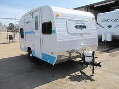 2016 New Riverside Rv White Water Retro 166 15'11' Travel Trailer in Texas TX.Recreational Vehicle, rv, Kennedale Camper Sales, Kennedale, TX, 817-478-6071.