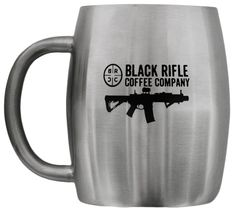 Stainless Steel Mug – Black Rifle Coffee Company
