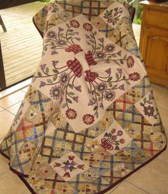 Vintage Crosses / Pine Valley Quilts