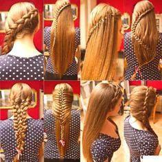 Cool hair designs