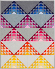 At Dusk Free Pattern: Robert Kaufman Fabric Company xxx