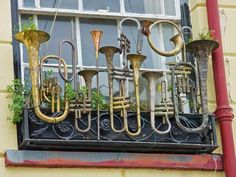 Musical window