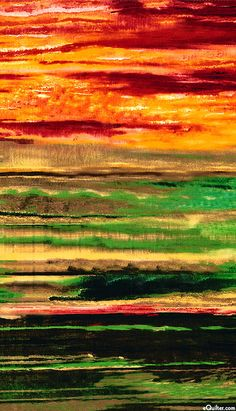 Daydreams - Monet's Paintbox - Cider Gold