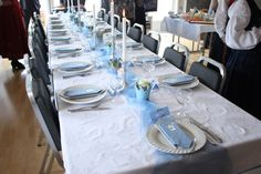 Table Settings, Table Decorations, Furniture, Home Decor, Father, Baby Shower, Engagement, Wedding, Mesas
