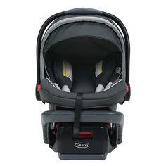 Graco SnugRide SnugLock 35 Elite Infant / Baby Car Seat - Spencer (USED) for sale online Best Baby Car Seats, Travel System, Oakley, Infant, Shoe Bag, Confident, Breeze, Vehicle, Safety