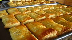 Baked BBQ Pork Puff (w/ puff pastry) 叉燒酥 Puff Recipe, Puff Pastry Recipes, Pastries Recipes, Buttermilk Ranch Dressing, Hungarian Cuisine, Puff Pastry Sheets, Bbq Pork, How Sweet Eats, Recipe Using