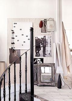 Kika in hemma hos superstylisten Marie Olsson Nylander Bohemian House, Boho, Rue Verte, Nailart, Nordic Home, Helsingborg, Scandinavian Interior Design, Ligne Roset, Home Fashion